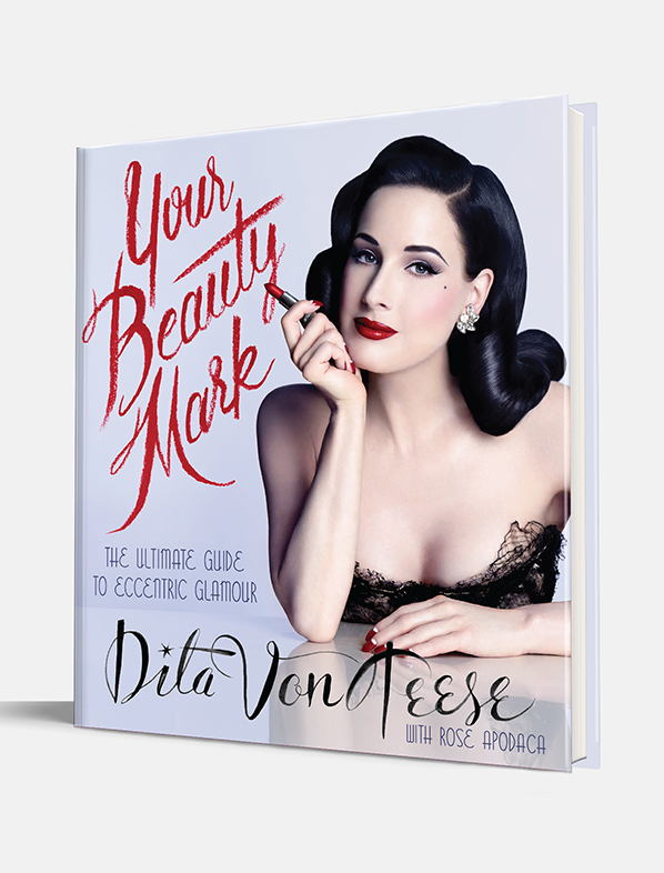 Your Beauty Mark Book  Personalized