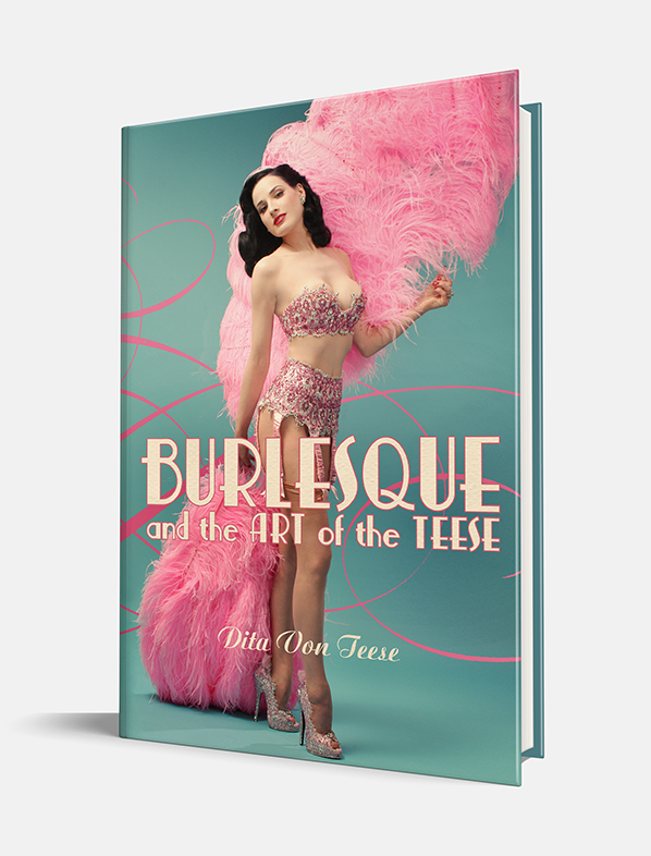 art_of_the_teese_book_cover